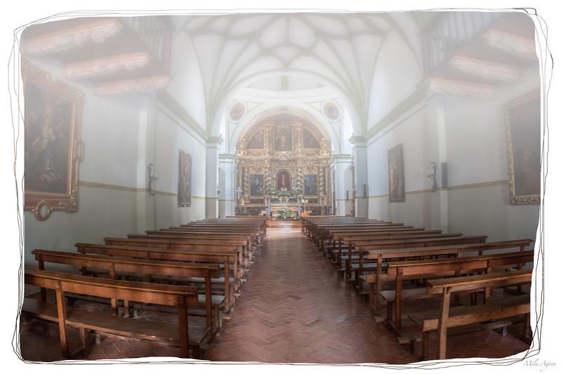 Nuestra Señora del Yugo, XVII mendea (Arguedas, Nafarroa)<br /> Nuestra Señora del Yugo, 17th century (Arguedas, Navarre)