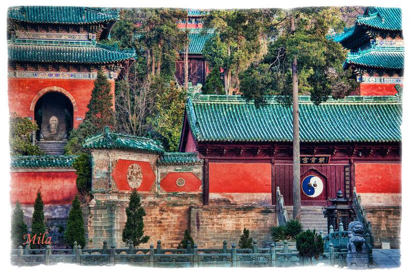 Purple Cloud Temple (Wudang)