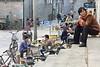 Street photography in Beijing