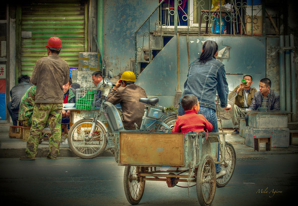 Earning a living in Beijing's hutongs