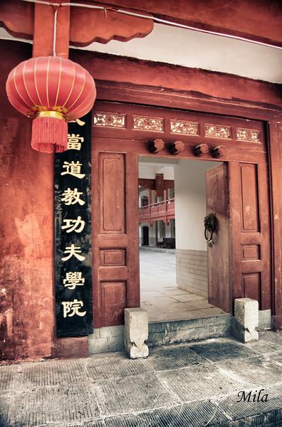 """Wudang Taoist Kung Fu Academy<br /> <br /> <a href=""""http://en.wudang.org/taoism-news/3339284074.html"""">http://en.wudang.org/taoism-news/3339284074.html</a>"""