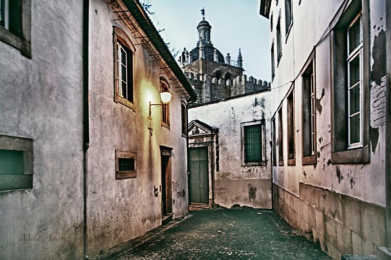Roaming through Coimbra