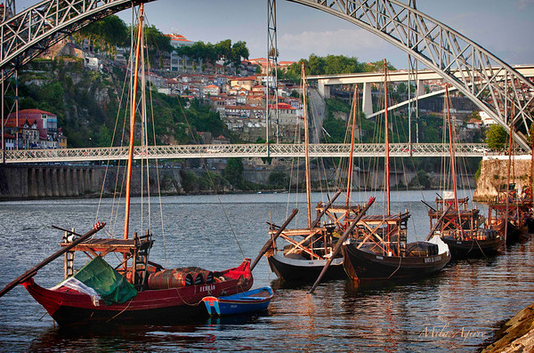 Oporto, the second largest city in Portugal, is one of the oldest European centres, and registered as a World Heritage Site by UNESCO in 1996
