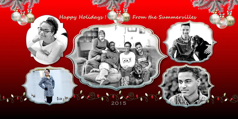 4x8 christmas card front