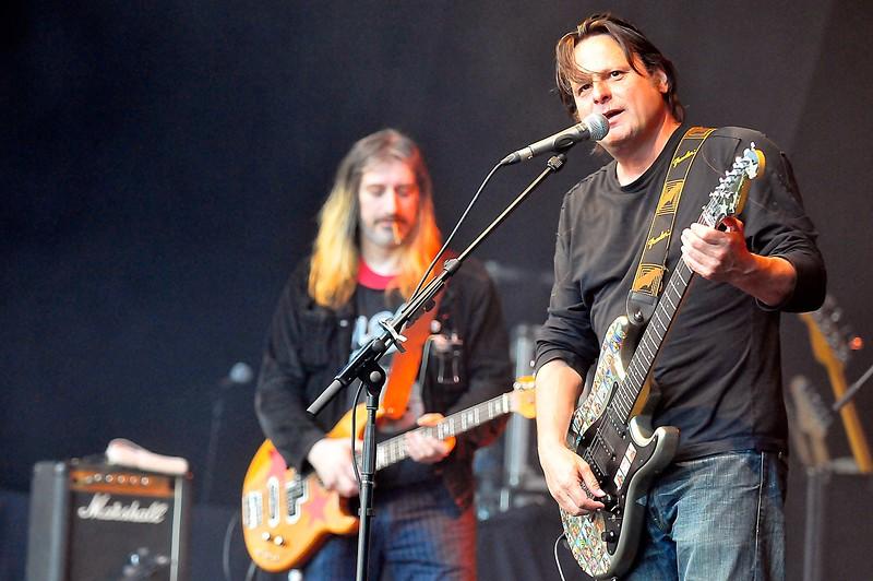En Johnny zingt een lied: Luc de Vos, 2008.