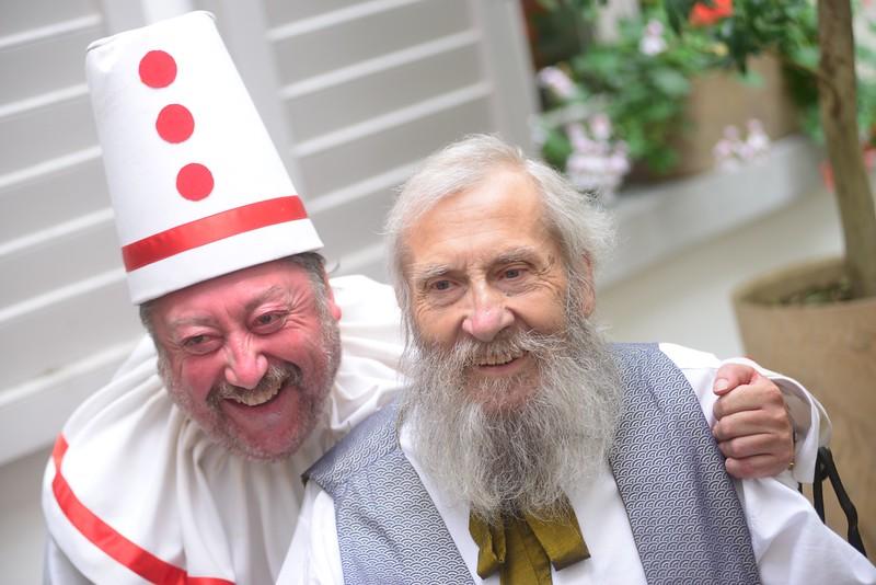 'Pierke Pierlala' en Walter de Buck, 2014.