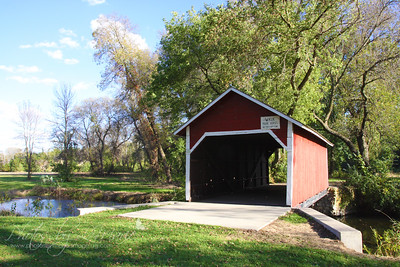 Goat Island Covered Bridge