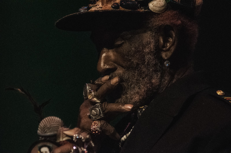 Lee 'Scratch' Perry - De Roma - 2015