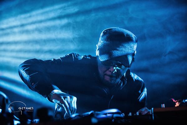 DJ Krush - 2018 - Trix Club