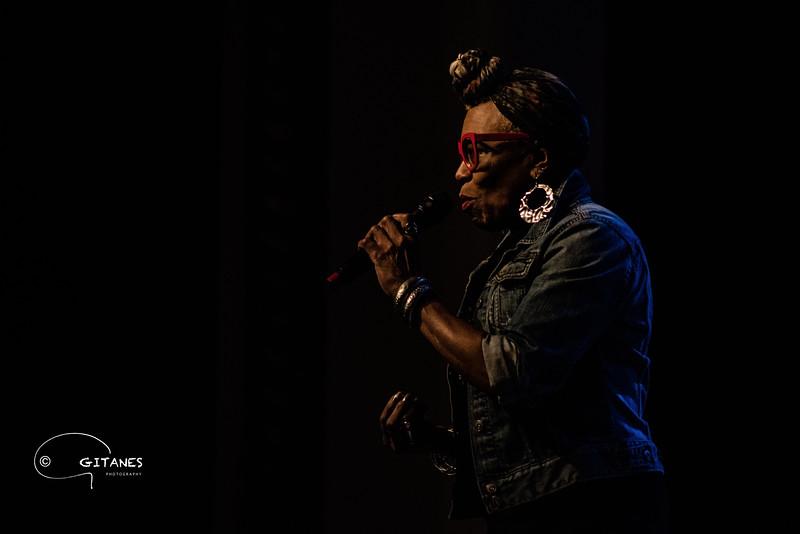 Dee Dee Bridgewater - 2018 - De Roma