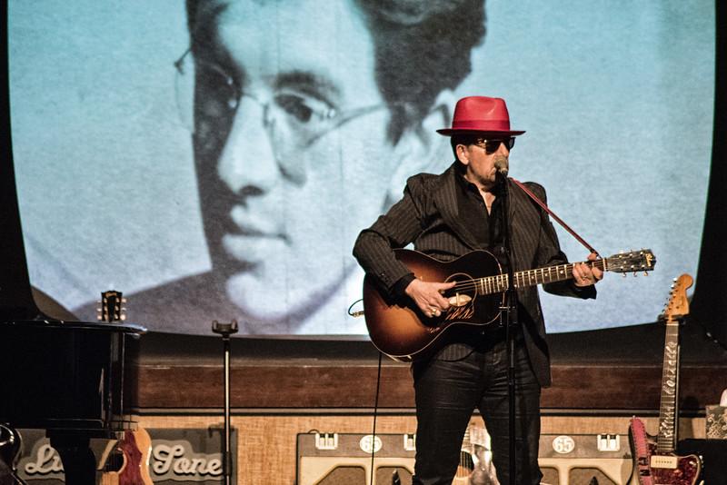 Elvis Costello - 2017 - De Roma
