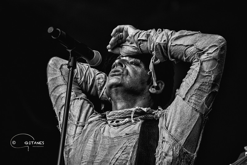 Gary Numan - 2018 - Lokerse Feesten