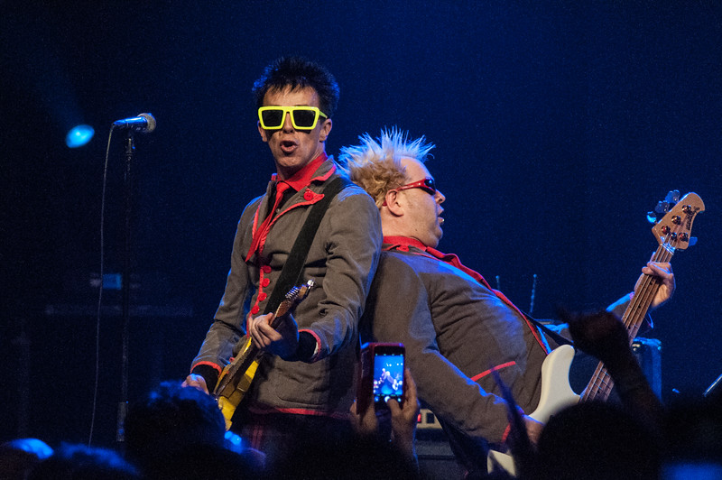 The Toy Dolls - Trix - 2016