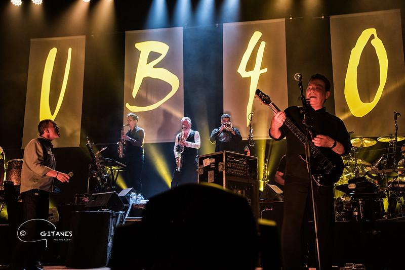 UB40 - 2018 - De Roma