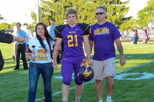 Onsted Parents Night 9-1-16