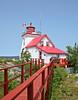 Brébeuf Island Lighthouse