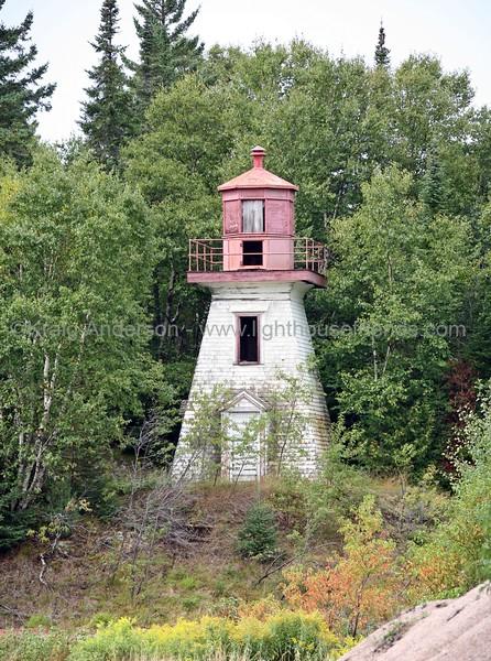 Coppermine Point Lighthouse