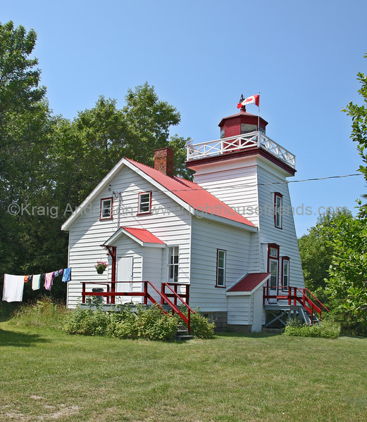 Gore Bay Lighthouse