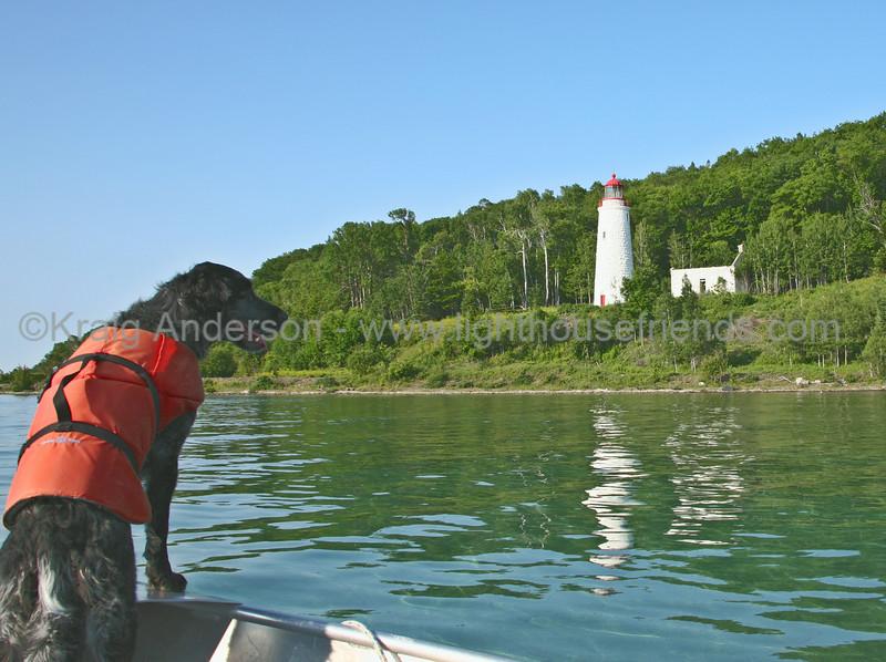 Griffith Island Lighthouse