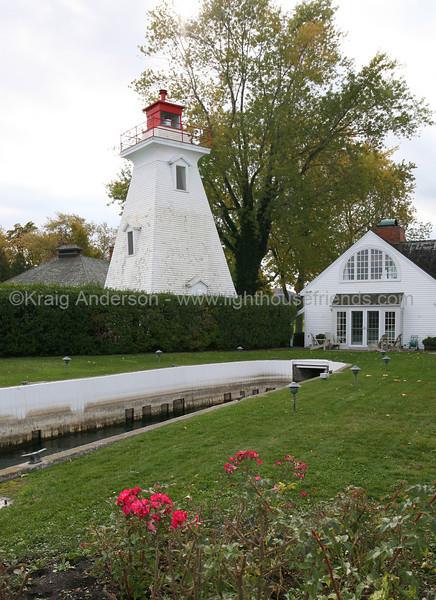 Niagara River Range Rear Lighthouse