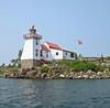 Pointe au Baril Front Range Lighthouse