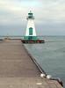 Port Dalhousie Range Front Lighthouse