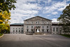 Rideau Hall, the residence of the Governor General of Canada in Ottawa, Ontario, Canada.