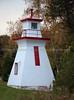 Saugeen River Range Rear Lighthouse