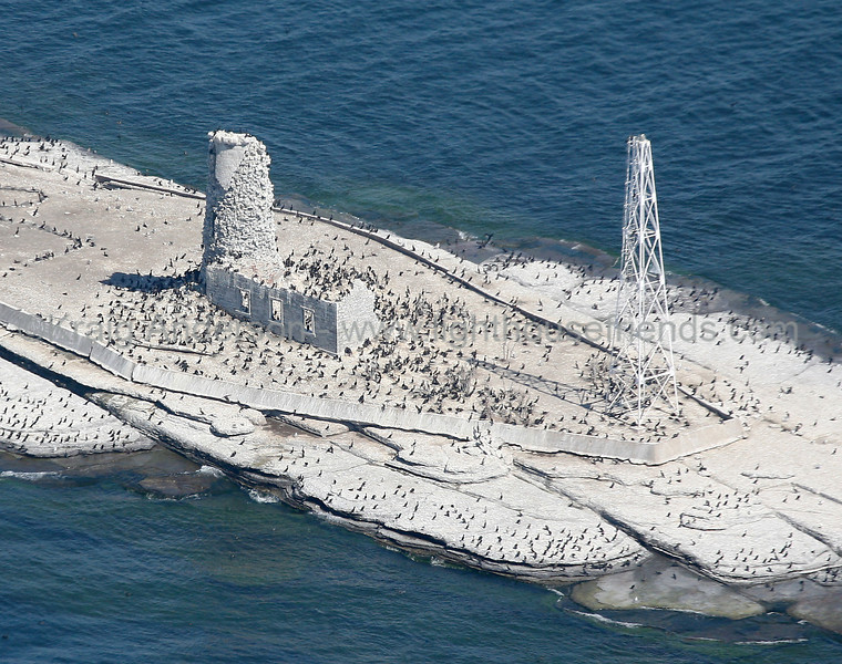 Scotch Bonnet Island Lighthouse