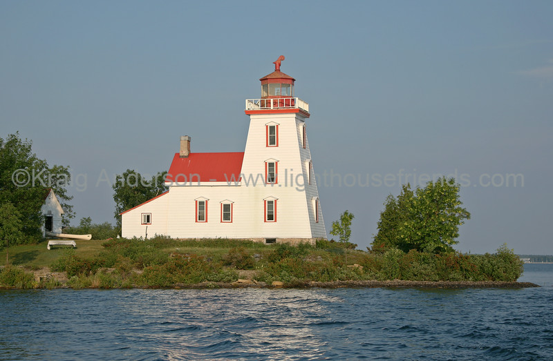 Strawberry Island Lighthouse