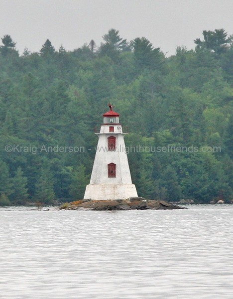 West Sister Rock Lighthouse