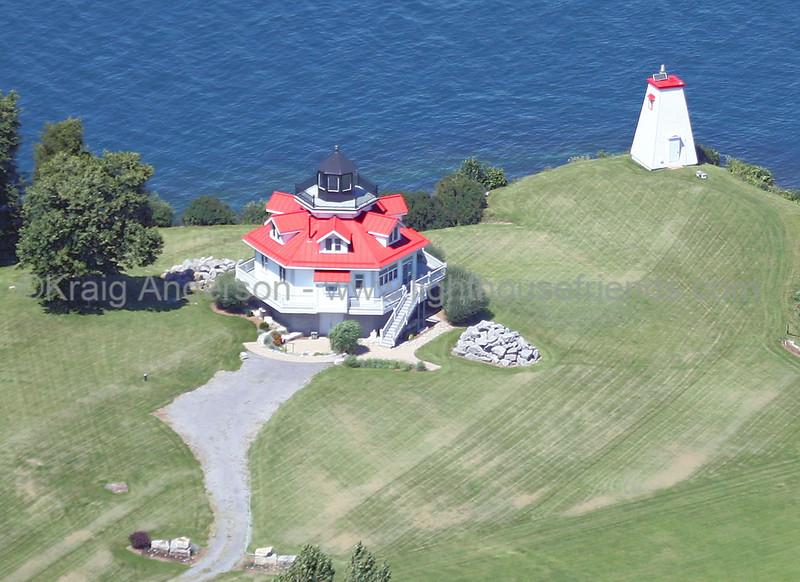 Wolfe Island Lighthouse