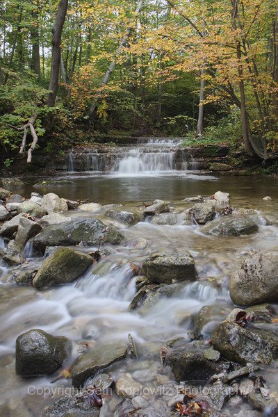 Silvercreek Waterfall – Autumn (2010)