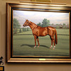 Distorted Humor Painting WinStar Farm Chad B. Harmon