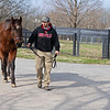 Preach at Claiborne Farm In Paris, Ky., on March 20, 2019.
