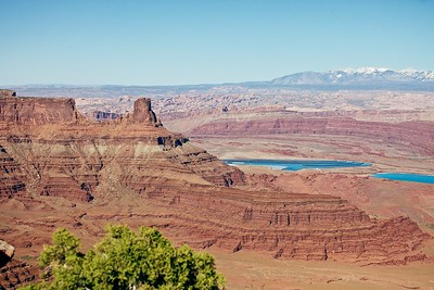 The Colorado River Carved the Vast Canyons of Dead Horse State Park, Utah