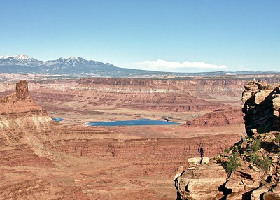 The Stunning Views at Dead Horse State Park in Utah
