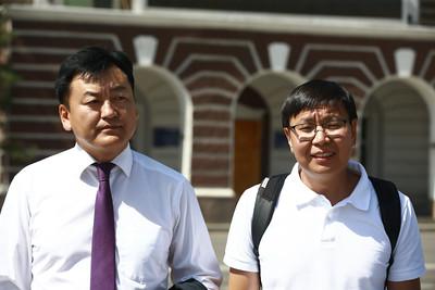 2020 оны наймдугаар сарын 14. Аравдугаар сард болох орон нутгийн сонгуультай холбоотойгоор ХҮН нийслэлийн намын хорооны даргаараа олон улс судлалын доктор, Шинэ Монгол сургуулийн гүйцэтгэх захирал асан П.Наранбаярыг сонгосон талаараа өнөөдөр мэдээлэл хийлээ. ГЭРЭЛ ЗУРГИЙГ Б.БЯМБА-ОЧИР/MPA