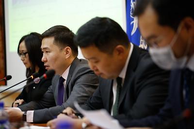 2020 оны нэгдүгээр сарын 31. Монголбанк мэдээлэл хийлээ.ГЭРЭЛ ЗУРГИЙГ Г.ӨНӨБОЛД/МРА