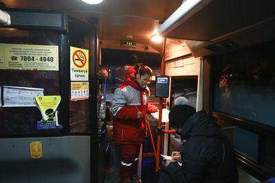 2020 оны гуравдугаар сарын 10.  Гуравдугаар сарын 2-нд Монгол Улсад ирсэн Франц Улсын иргэн К-гаас гуравдугаар сарын 9-нд шинэ төрлийн коронавирус илэрсэн тул Улсын онцгой комисс хуралдаж, хот хоорондын зорчигч тээврийн хөдөлгөөнийг түр хугацаагаар хязгаарлалаа. ГЭРЭЛ ЗУРГИЙГ Б.БЯМБА-ОЧИР/MPA