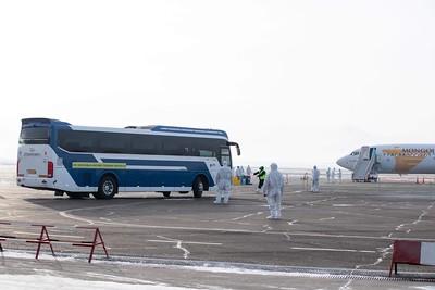 Монгол Улсын Засгийн газар Ухань хотоос иргэдээ авч ирлээ
