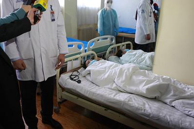 2020 оны хоёрдугаар сарын 04. Эрүүл мэндийн сайд Улсын нэгдүгээр төв эмнэлгийн ажилтай танилцлаа.  ГЭРЭЛ ЗУРГИЙГ Д.ЗАНДАНБАТ/МРА
