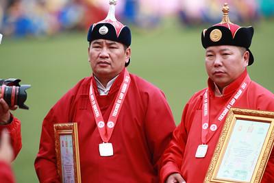 2018 оны долоодугаар сарын 12. Тулгар төрийн 2227, Их Монгол Улсын 812, Ардын хувьсгалын 97 жилийн ой, Үндэсний их баяр наадам.    ГЭРЭЛ ЗУРГИЙГ Б.БЯМБА-ОЧИР/MPA