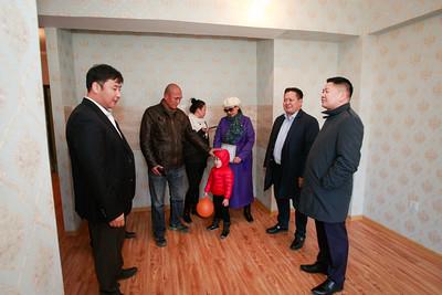 2019 гуравдугаар сарын 27. Нийслэлийн дахин төлөвлөлтөөр баригдсан 77 айлын орон сууцны нээлт боллоо. ГЭРЭЛ ЗУРГИЙГ Г.ӨНӨБОЛД /МРА