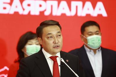 2020 оны зургадугаар сарын 25. Монгол ардын намаас УИХ-ын ээлжит сонгуулийн дүнг урьдчилсан байдлаар танилцуулж 00:30 цагт мэдээлэл хийлээ. Тус намын ерөнхий нарийн бичгийн дарга Д.Амарбаясгалан УИХ-ын 2020 оны ээлжит сонгуульд нэр дэвшүүлсэн 76 хүнээс 62 нь ялалт байгуулаад байгааг хэлэв. Зарим тойргийн санал хураалтын дүн нэгтгэгдэж гараагүй байгаа тул маргааш СЕХ-ны албан мэдээллийн дараа дахин мэдээлэл өгнө гэлээ. ГЭРЭЛ ЗУРГИЙГ Б.БЯМБА-ОЧИР/MPA