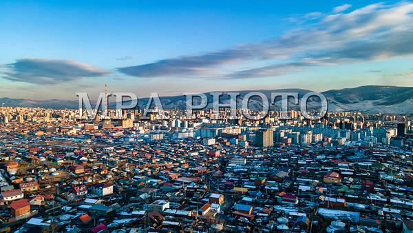 2021 оны хоёрдугаар сарын 21. Улаанбаатар хот. ГЭРЭЛ ЗУРГИЙГ Б.БЯМБА-ОЧИР/MPA