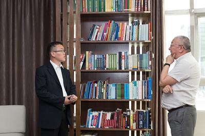 """""""TUSS солюшн"""" ХХК-ийн захирал, Залуу судлаачдыг дэмжих сангийн тэргүүн Д.Жаргалсайхан"""