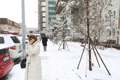 2021 оны дөрөвдүгээр сарын 1. Улаанбаатар хот. ГЭРЭЛ ЗУРГИЙГ Г.САНЖААНОРОВ/MPA
