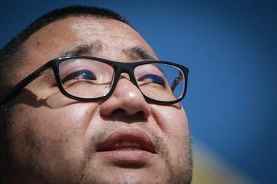 """2019 оны гуравдугаар сарын 06. """"Монголиан коппер корпорейшн"""" ХХК-ийн ТУЗ-ийн дарга М.Мөнхбаатар мэдээлэл хийлээ. ГЭРЭЛ ЗУРГИЙГ MPA"""