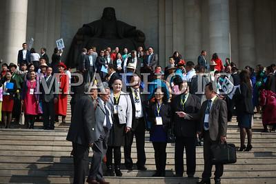 """""""Монгол Улсын Үндсэн хуульд нэмэлт, өөрчлөлт оруулах асуудлаар Анхдугаар зөвлөлдөх санал асуулга"""" болж байна"""